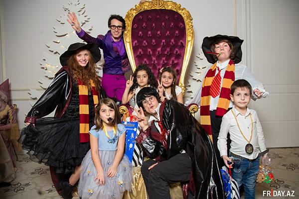 Детский праздник по гарии поттеру заказ клоуна на детский праздник